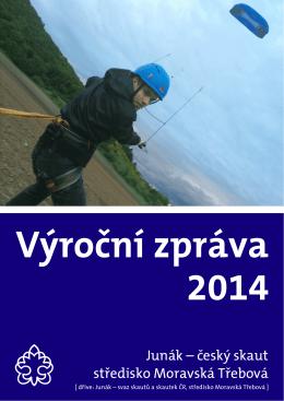 2014 - Junák Moravská Třebová