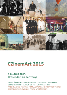 6.8.–10.8.2015 Drosendorf an der Thaya