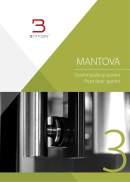MANTOVA  - BARTOSINI sro