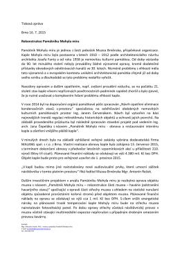 Tisková zpráva - 16 7 2015 - k