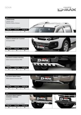 DIZAJN - Isuzu Motors