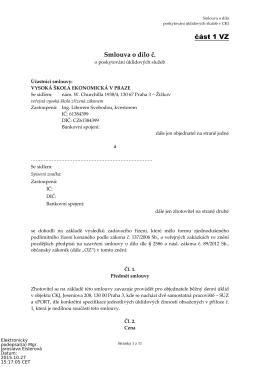 SOD CKJ_signed - E-ZAK VSE - Vysoká škola ekonomická v Praze