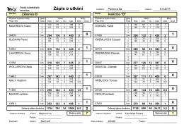 KC Réna Ivančice B - KK-Brno
