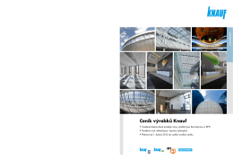 KNAUF Insulation - Fous Střechy sro