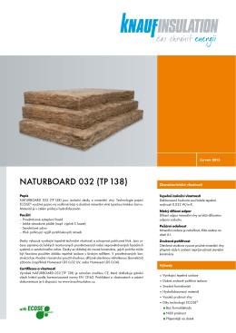 NATURBOARD 032 (TP 138)