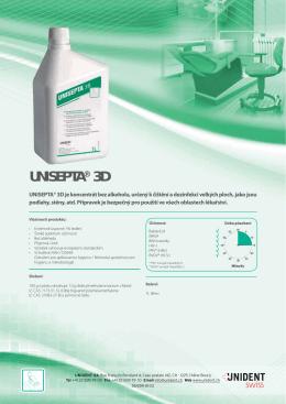 UNISEPTA® 3D
