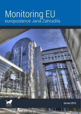 Monitoring EU - červen 2015