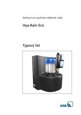 Hya-Rain Eco