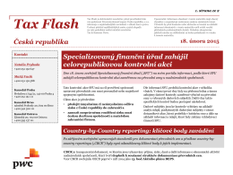 Tax Flash