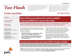 Tax Flash