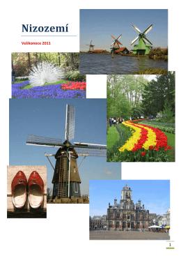 110216 Nizozemi - itinerary_docx