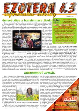 Ezotera - Festival Miluj svůj život