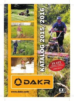 katalog Dakr 2015 2016 tisk