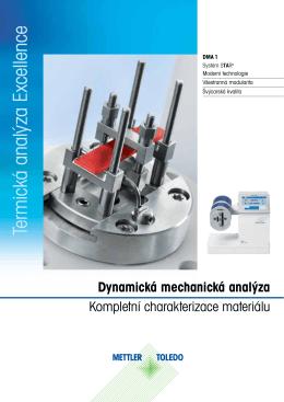 DMA 1 - METTLER TOLEDO
