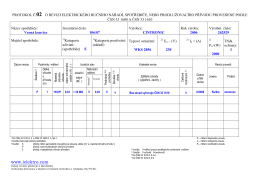 5. Protokol o revizi el.ručního nářadí - vyplněná