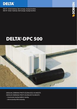 DELTA®-DPC 500