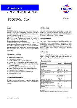 Ecocool CLK