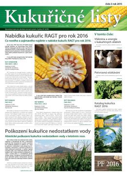 Kukuřičné listy 3-2015