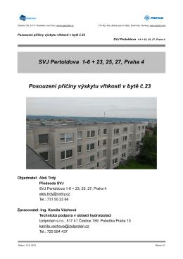 Posudek kondenzace Izolprotan ze 12.06.2015