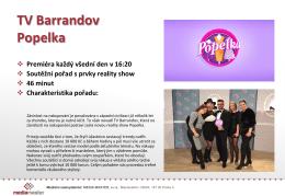 TV Barrandov Popelka