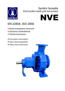 EN 22858, ISO 2858