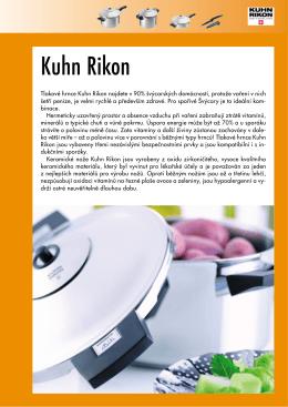 Kuhn Rikon - Potten & Pannen