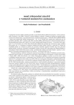 Sestava 1 - Archeologický ústav AV ČR