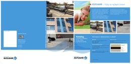Prohlédněte si náš nový katalog GUTJAHR 2015