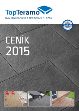 Ceník 2015 - TopTeramo