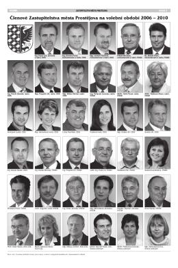 strana 3 - Zastupitelstva města Prostějova