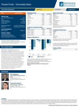 Měsíční zpráva EUR
