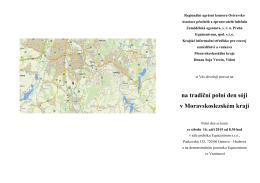 Pozvánka na Polní den v Ostravě