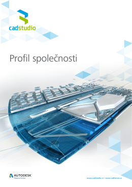 CAD Studio - profil firmy