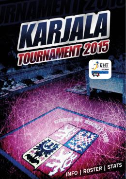 karjala tournament 2015