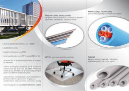 PETEX - ochranné podložky pod židle TUBEX® lehčené izolační