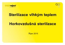 4_Sterilizace vlhkym teplem, Horkovzdusna sterilizace