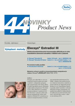 Novinky - Product News 44