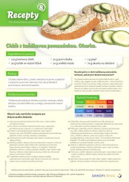 Recept ke stažení PDF souboru