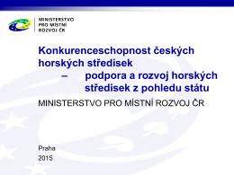 prezentaci paní Martiny Pavláskové