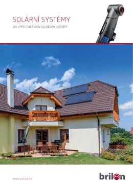 Trubicové solární systémy