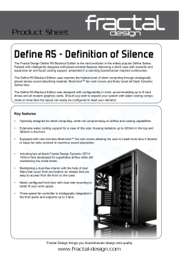 Define R5 - Definition of Silence