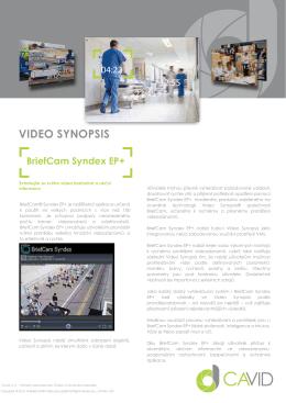 BriefCam Syndex EP+