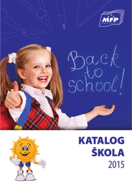 Katalog ŠKOLA 2015, 12,5 MB