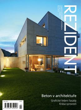 Beton v architektuře - E