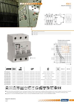 katalogový list - Elektro