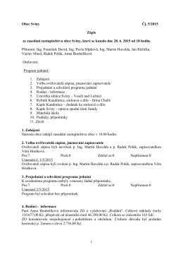 Zápis ZO č. 5_2015