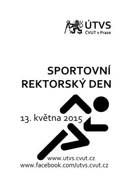 brožuře - Ústav tělesné výchovy a sportu ČVUT