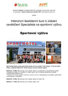 Nutris-Sportovní výživa září 15 I.