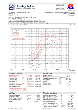 chiptuning Fiat Grande Punto 1.9 JTDm 130PS stage 2 - RB