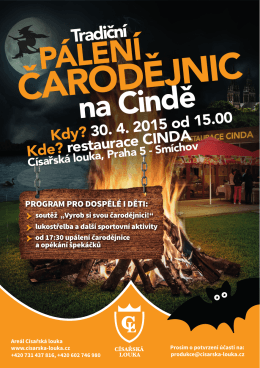 ČARODĚJNIC - tiger cub golf tour